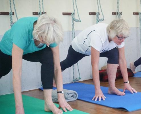 Clinique Synapse - Cours en groupe - Moment Zen et Flexibilité
