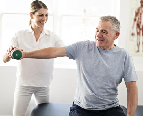 Clinique Synapse - Réadaptation et vie active - Physiothérapie - Troubles musculo-squelettiques - Neurologie