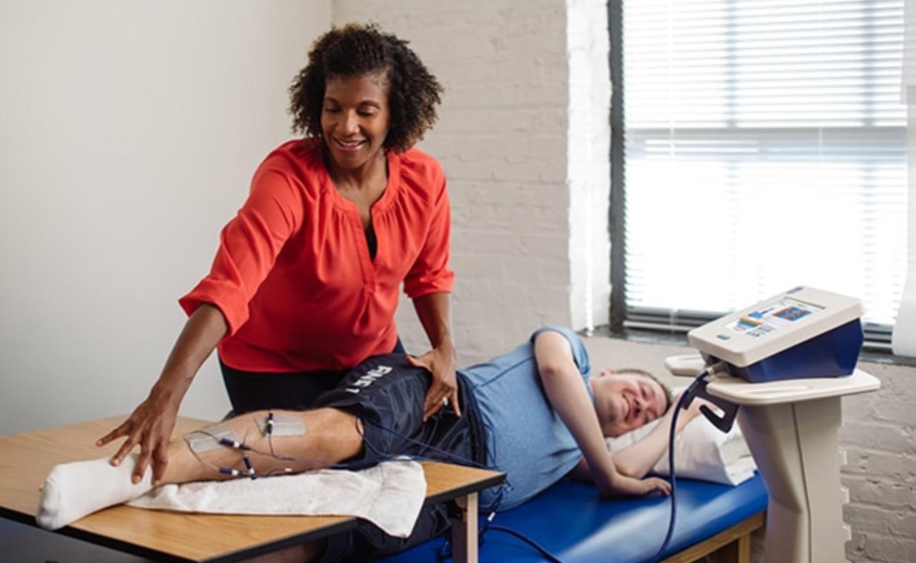 Clinique Synapse - Réadaptation et vie active - Physiothérapie - Neurologie - Technologie de réadaptation - XCITE