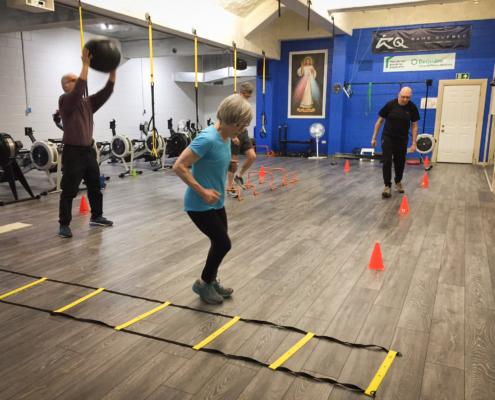 Clinique Synapse - Cours en groupe - Motion+